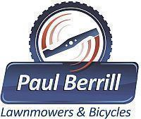 Paul Berrill Lawnmowers and Bicycles